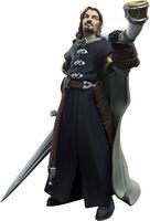 Mini Epics - WETA Workshop Mini Epics - Lord Of The Rings - Boromir