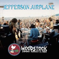 Jefferson Airplane - Woodstock Sunday August 17, 1969 [Limited Edition Violet 3LP]