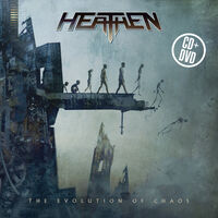 Heathen - Evolution Of Chaos (W/Dvd) (Aniv)