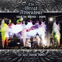 Neal Morse - The Great Adventour 2019 - Live in BRNO [Limited Edition 2CD+Blu-ray]