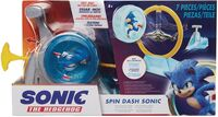 Jakks Pacific - Jakks Pacific - Sonic Movie Spin Dash Sonic Set Cs (Net)