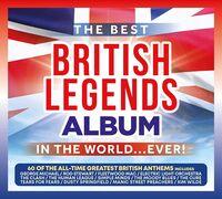 Best British Legends Album In The World Ever / Var - Best British Legends Album In The World Ever / Var