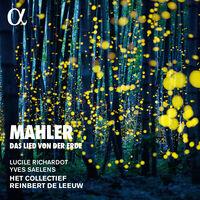 Mahler / Het Collectief / Saelens - Das Lied Von Der Erde