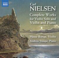 Hasse Borup - Complete Violin Solo