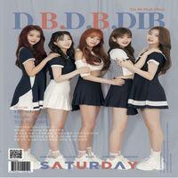 Saturday - [D.B.D.B.Dib] (Wb) (Phot) (Asia)