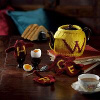 Wizarding World of Harry Potter - Wizarding World of Harry Potter - 002 Tea and Egg Cosies