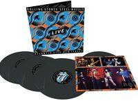 The Rolling Stones - Steel Wheels Live: Live From Atlantic City, NJ, 1989 [Import 4LP]