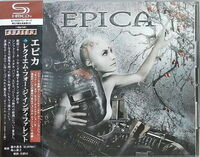 Epica - Requiem For The Indifferent (incl. bonus track) (SHM-CD)