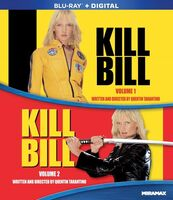 Kill Bill 2 Movie Collection - Kill Bill: Vol. 1 / Kill Bill: Vol. 2