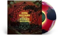 King Gizzard & The Lizard Wizard - Nonagon Infinity [Yellow/Red/Black LP]
