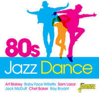 80s Jazz Dance / Various - 80s Jazz Dance / Various (Uk)