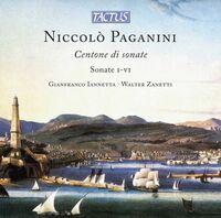 Paganini - Centone Di Sonate