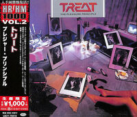 Treat - Pleasure Principle [Reissue] (Jpn)