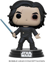 Funko Pop! Star Wars: - FUNKO POP! STAR WARS: SWEp9- Ben Solo w/Blue Saber