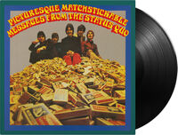 Status Quo - Picturesque Matchstickable Messages From The [180-Gram Black Vinyl]