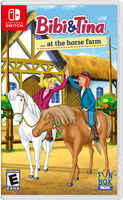 Swi Bibi & Tina at the Horse Farm - Bibi & Tina at the Horse Farm for Nintendo Switch