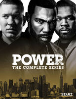 Power-Complete Series - Power: The Complete Series