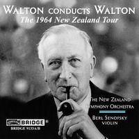 Sir William Walton - Sir William Walton Conducts Walton