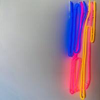 Dot Hacker - Neon Arrow / Rewire (Neon Magenta Vinyl) [Colored Vinyl]