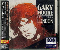 Gary Moore - Live From London (Blu-Spec CD2) [Import]