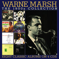Warne Marsh - 1950s Collection
