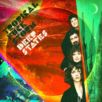 Tropical Fuck Storm - Deep States (Teal Vinyl) [Colored Vinyl]