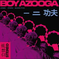 Boy Azooga - 1,2, Kung Fu [Limited Edition Pink LP]