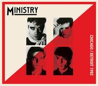 Ministry - Chicago/Detroit 1982 [Digipak]