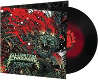 Killswitch Engage - Atonement [Red In Black Haze LP]