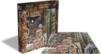 - Iron Maiden Somewhere In Time (500 Piece Jigsaw Puzzle)