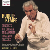 Rudolf Kempe - Conducts The German & Austrian Romantic Classics Pack