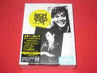 Iggy Pop - The Bowie Years [Import Limited Edition CD Box Set]