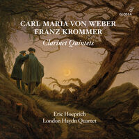 Eric Hoeprich - Clarinet Quintets