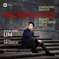 Dong Lim Hyek / Argerich,Martha / Bbc So - Rachmaninov: Piano Concerto No. 2 & Symphonic
