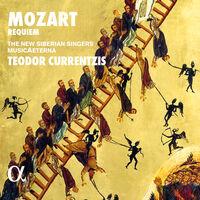 Mozart / Musicaeterna / Currentzis - Requiem