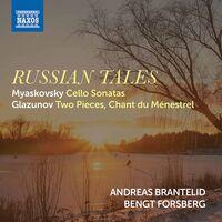 Andreas Brantelid - Russian Tales