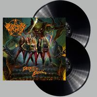 Burning Witches - Dance With The Devil (Black Vinyl) (Blk) (Gate)