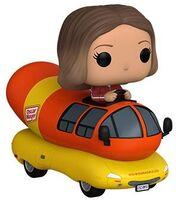 Funko Pop! Rides: - FUNKO POP! RIDES: Oscar Mayer- Wienermobile