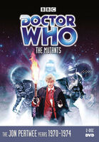 Rick James - Doctor Who: The Mutants