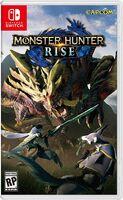 Swi Monster Hunter Rise - Monster Hunter Rise for Nintendo Switch