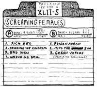 Screaming Females - Chalk Tape [Indie Exclusive]
