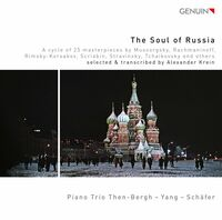 Soul Of Russia / Various - Soul Of Russia / Various