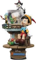 Beast Kingdom - Beast Kingdom - Disney Classic Ani Ser DS-058 Pinocchio D-Stage 6Statue
