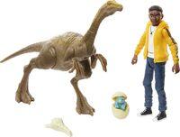 Jurassic World - Mattel - Jurassic World Darious, Gallimimus, Bumpy Egg & Raptor