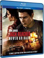 Jack Reacher: Never Go Back - Jack Reacher: Never Go Back / (Ac3 Amar Dol Dub)