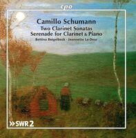 Schumann / Beigelbeck / La-Deur - Works For Clarinet & Piano