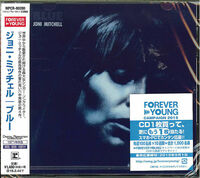 Joni Mitchell - Blue (Jpn)