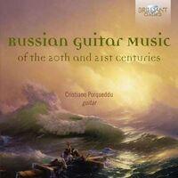 Cristiano Porqueddu - Russian Guitar Music of the 20th & 21st