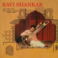 Ravi Shankar - Raga: Hema-Bihag / Malaya Marutam / Mishra-Mand