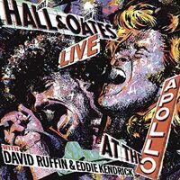 Daryl Hall & John Oates - Live At The Apollo